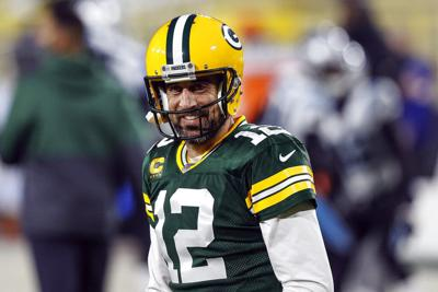 Packers Rodgers Football