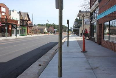 Main Street reconstruction is complete