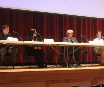 Forum addresses concerns/questions of Enbridge pipeline