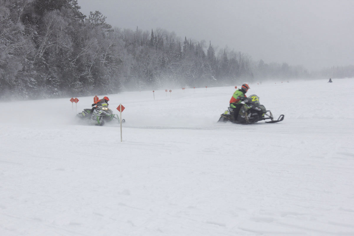 Cor PowerSports, racing the course