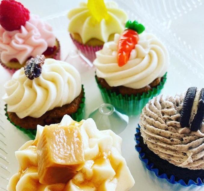 Baker blends upbringing into her specialty desserts