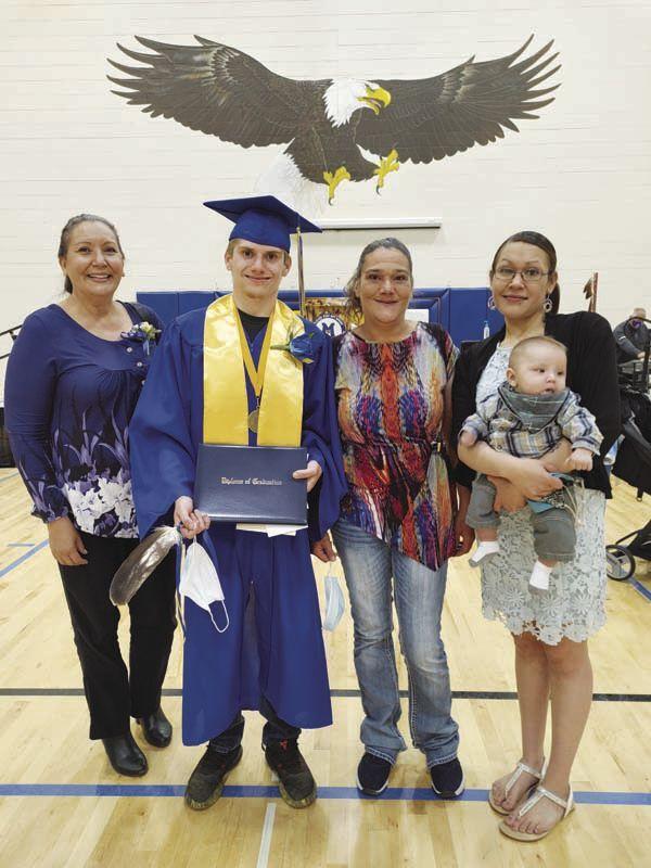 2021 LCO HS graduation