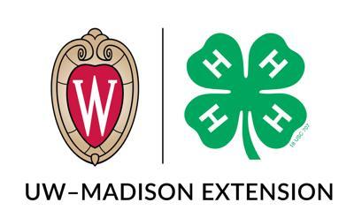 4H UW Extension logo