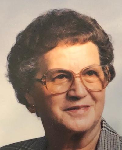 Mona Margaret (Early) Linder