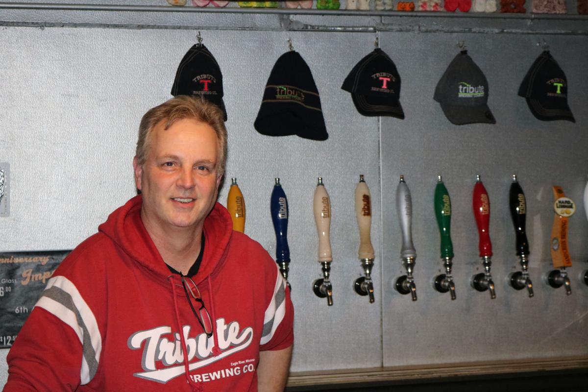 Tribute beer