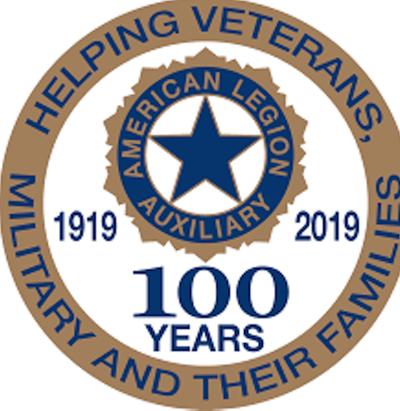 American Legion Auxiliary turns 100