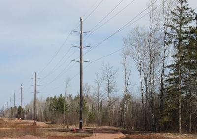 Xcel Energy power line