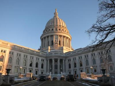 Rice Lake Middle School band performing at Capitol | Free