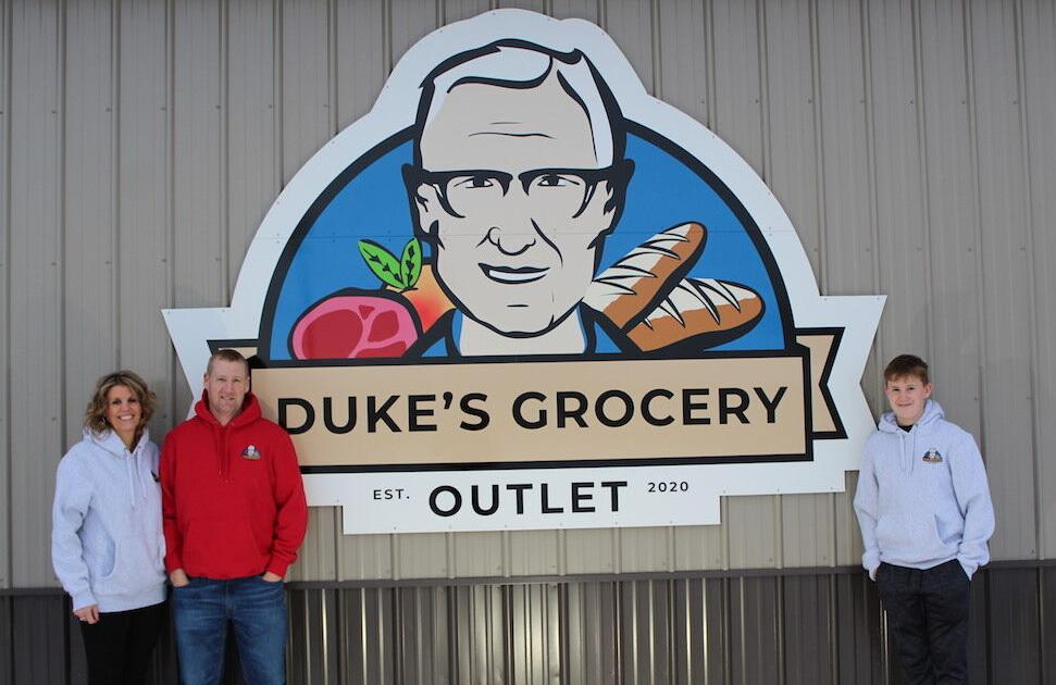 The return of Duke's: new grocery outlet named after grandfather