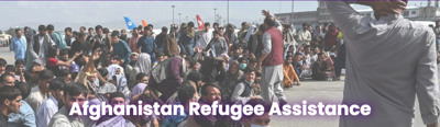 Afghanistan refugee assistance through Catholic Charities