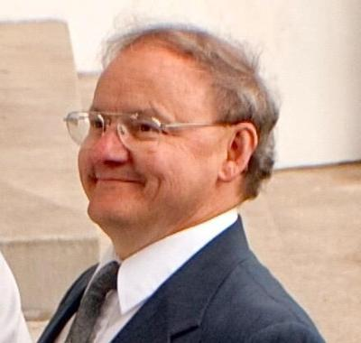 Reverend Patrick James Daniels