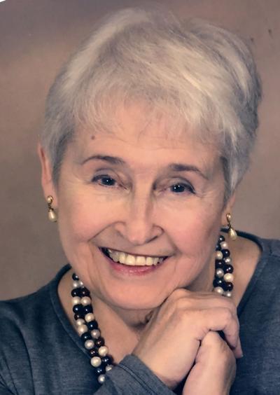 Joan Mary Borgen Turner