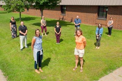 New Chequamegon Teachers