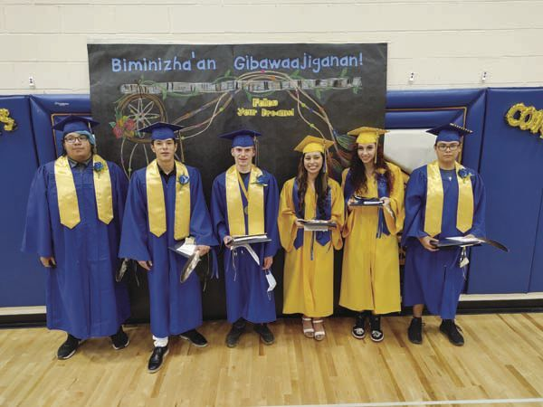 2021 LCO graduates