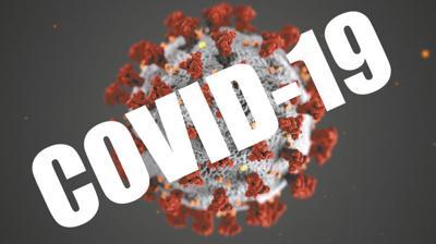 COVID-19 hits home