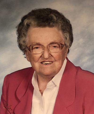 Doreen Marjorie Barfknecht