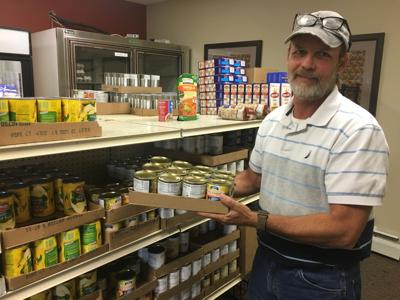 Food pantry, shelter win grant money