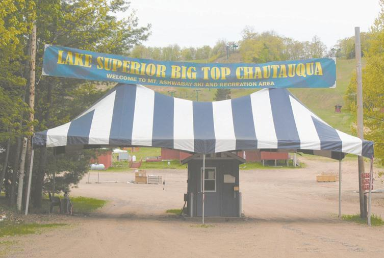 Big Top Chautaqua board cancels entire 2020 season