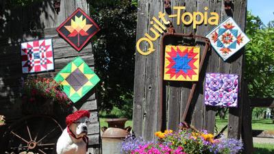 Quilt-Topia Barn Quilt Challenge