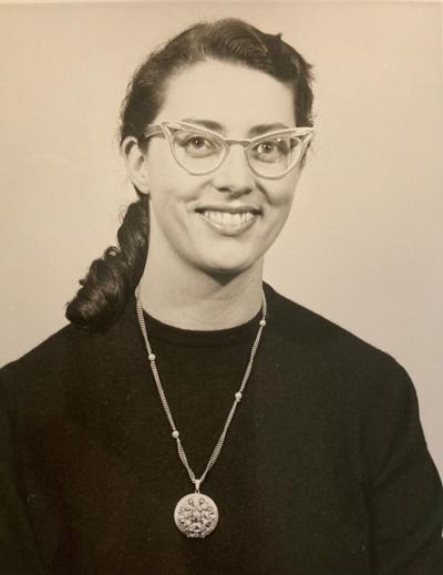 Ellen Dean (Rabenhorst) Roberts (nee Busse)