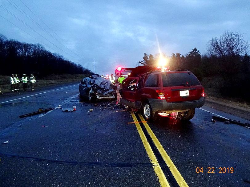 Updated: Fatal crash west of Turtle Lake   Free   apg-wi com