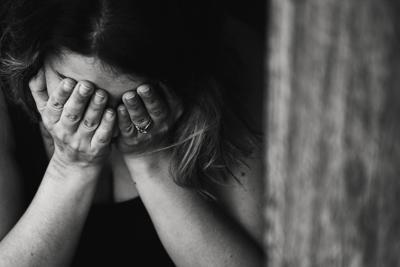 Depression, grief, sadness