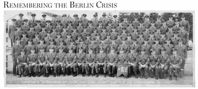 58 years later, National Guard members remember serving during Berlin Crisis