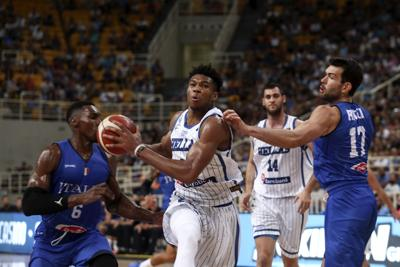 Greece Acropolis Basketball Tournament