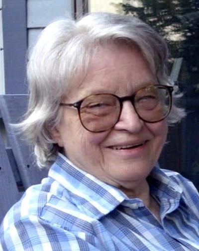 Shirley June Rose Dunwiddie