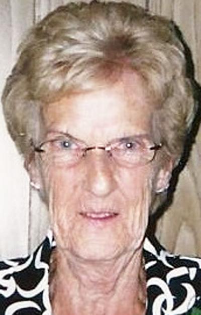 Doris Evangeline Timm