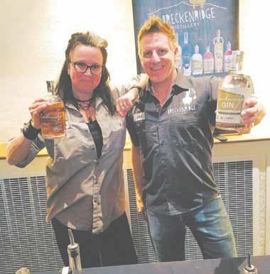 Ashland native brings Colorado bourbon back home