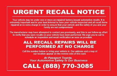 Dealerships sent out thousands of fake