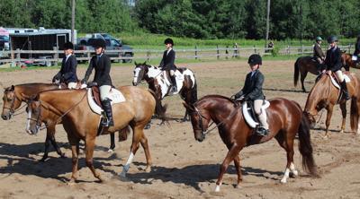 Indianhead Saddle club show set July 14