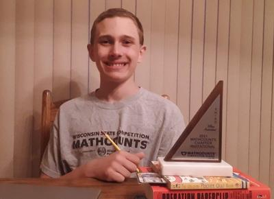 Seventh-grader competes in state MATHCOUNTS