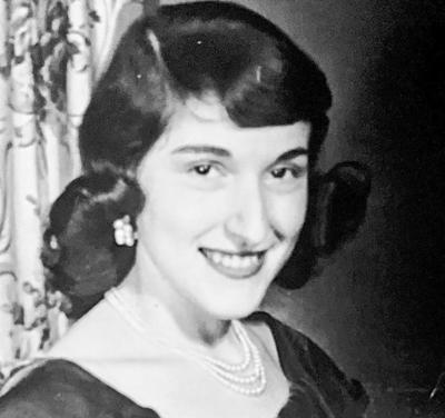 Lucille Rose Ginsberg Eckels