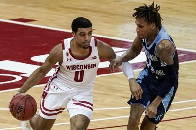 Rhode Island Wisconsin Basketball