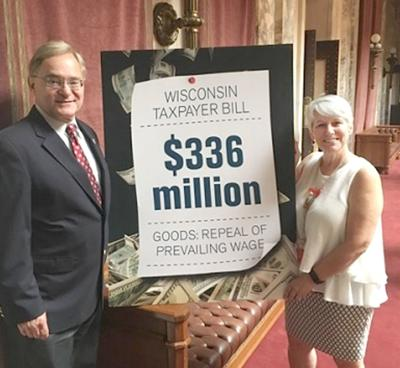 Prevailing wage repeal will hurt  taxpayers, workers