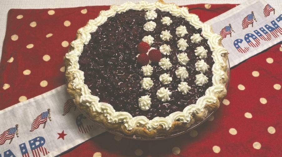 Winner: Not just any pie