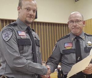 Deputy Ryan Schick, Lifesaving Award