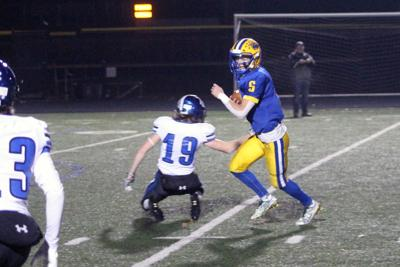 Rice Lake football vs. St. Croix Central 11-19-20