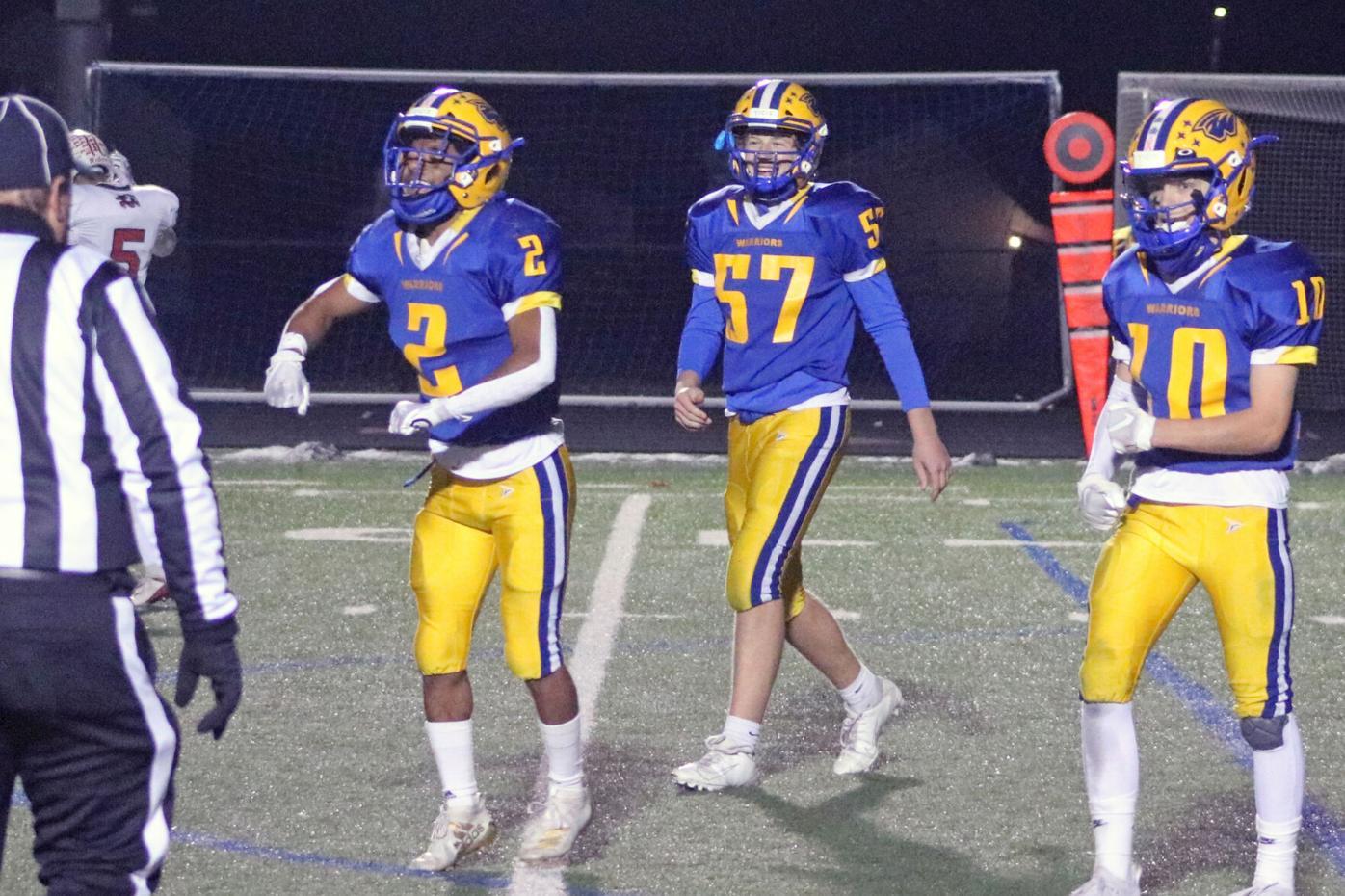 Rice Lake football vs. Medford 10-30-20