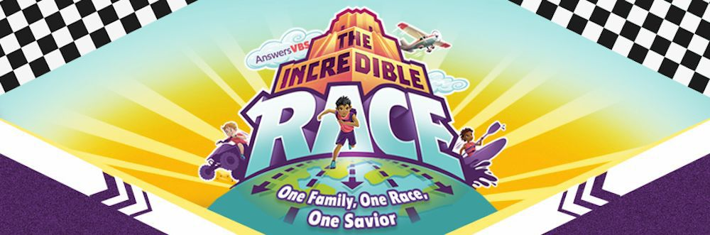 Join 'The Incredible Race' VBS June 17-21
