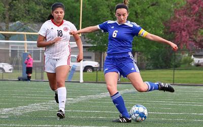Rice Lake Warrior soccer