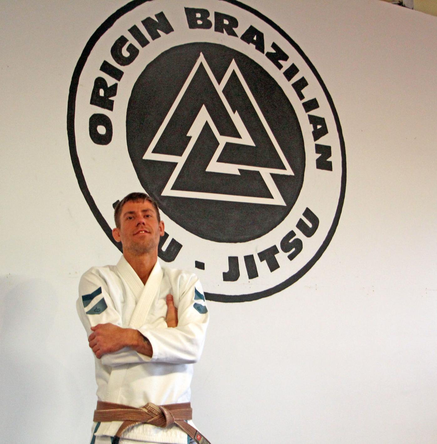 Jesse Reine Brazilian Jiu-Jitsu