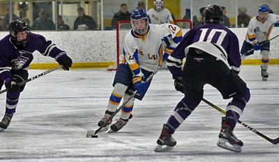 Rice Lake hockey