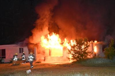 Fire heavily damages vacant Hayward house | Paywall | apg-wi com