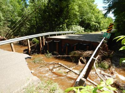 2016 flood damage