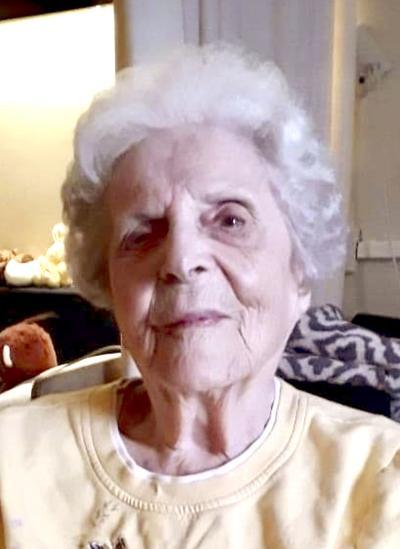 Evelyn Violet Lawton