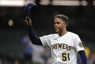 Diamondbacks Brewers Baseball