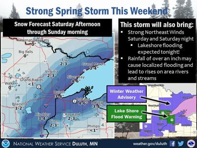 Rain and snow likely for March 28-29